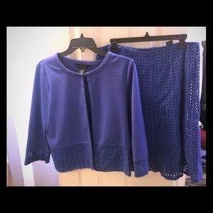 Skirt/top Set